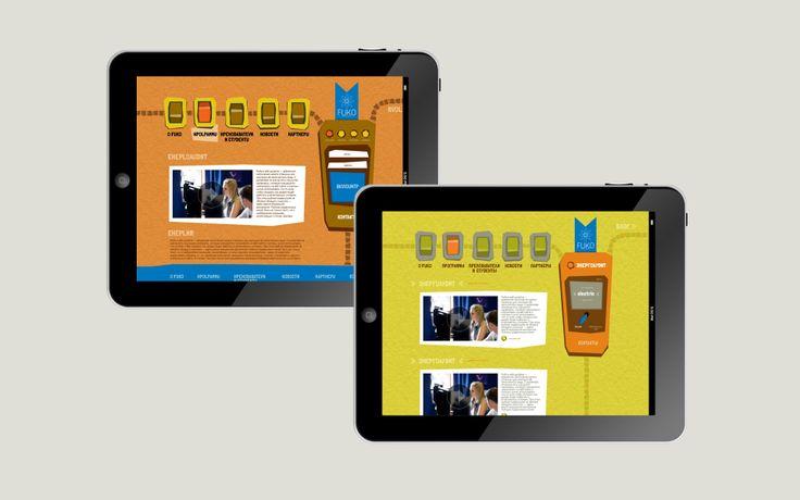 Фактурный дизайн и реалистичные кнопки для сайта образовательного центра #сайты #веб-дизайн #дизайн #gorillabrand #кнопки