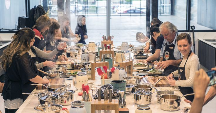 The simple act of cooking and eating is both communal and emotional. Food provides a deep sense of connection and has the power to bring people together - and so VIVE Cooking School was born.