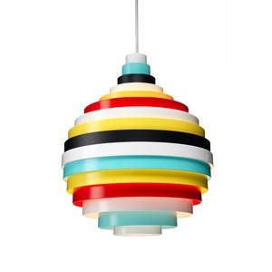 Zero PXL Pendant Lamp Multi now featured on Fab.