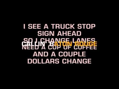 Garth Brooks-Callin Baton Rouge (Karaoke)