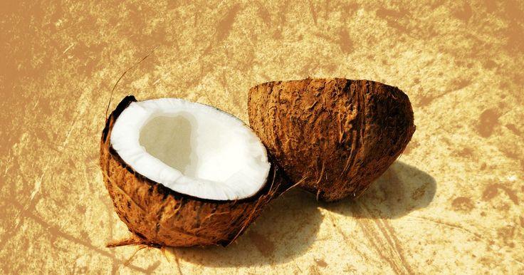 Cómo quitar la cáscara de un coco. Los cocos provienen de la palmera tropical común, Cocos nucifera. No son una fruta, son la nuez más grande en el mundo. Crecen en las regiones tropicales y son muy populares entre la gente de todo el mundo. Su famosa cáscara es dura de roer, pero con unas cuantas herramientas simples, un poco de paciencia y perseverancia, la puedes quitar para ...
