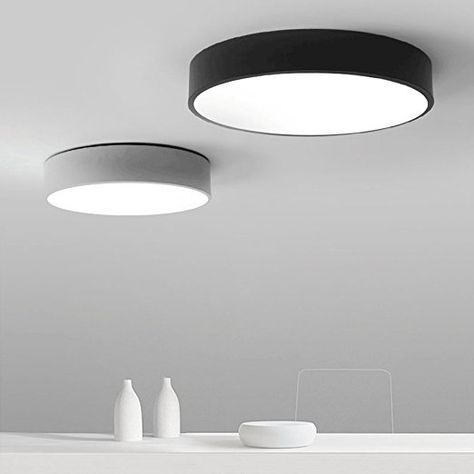 Moderne Minimalistische LED Deckenleuchten Runden Das Schlafzimmer Wohnzimmerlampe Kreative Persnlichkeit Den Restaurant Balkon Nordic Light