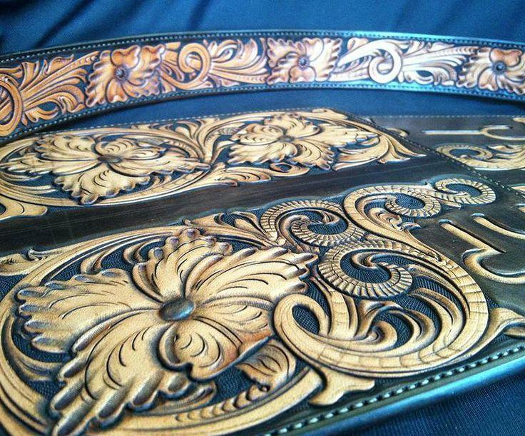 Will Boedeker Custom Leather | Belt Gallery-SR