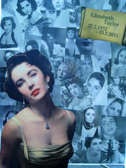 RIP  Elizabeth Taylor