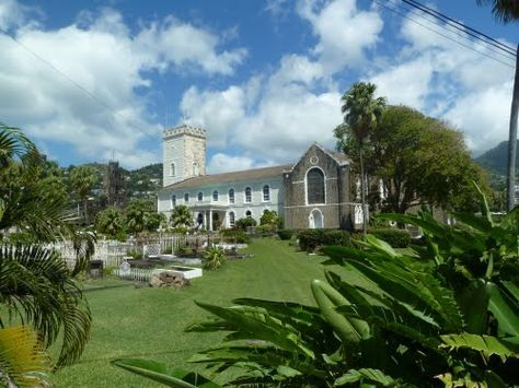 St. George's Anglican Cathedral, St Vincent and the Grenadines
