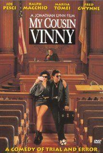 My Cousin Vinny (1992) classic <3