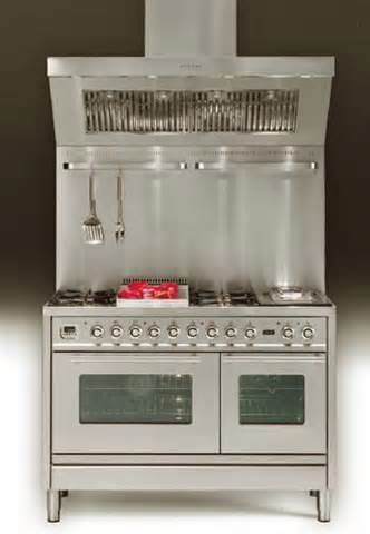 retro kitchen design vintage stoves for modern kitchens in retro
