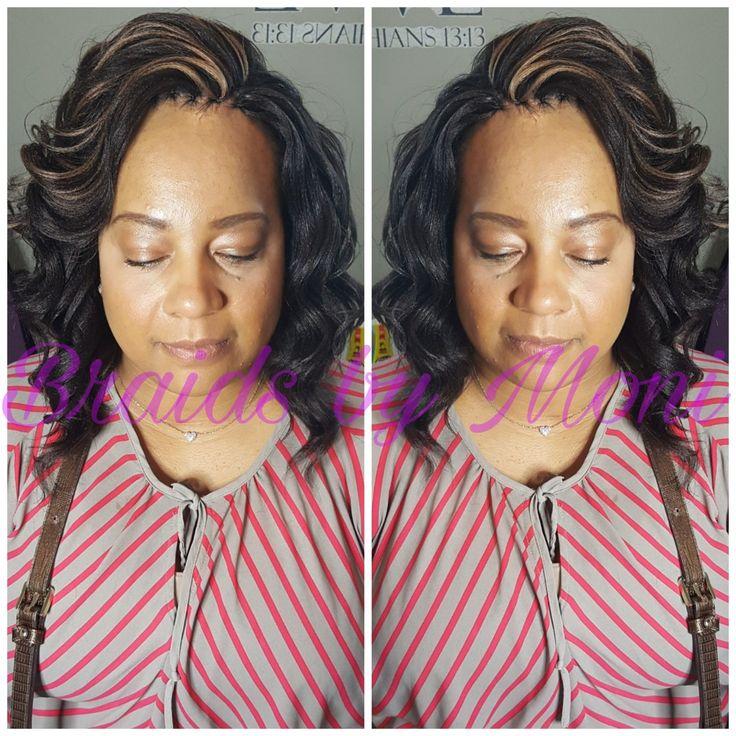 Crochet set Kima Hair