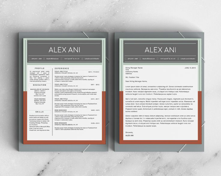 Best Alex Ani Resume Template Images On   Alex Ani