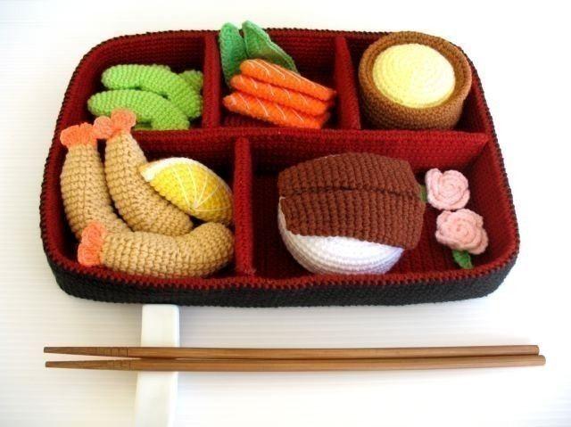 22 best Crochet - Food Patterns images on Pinterest | Crochet food ...