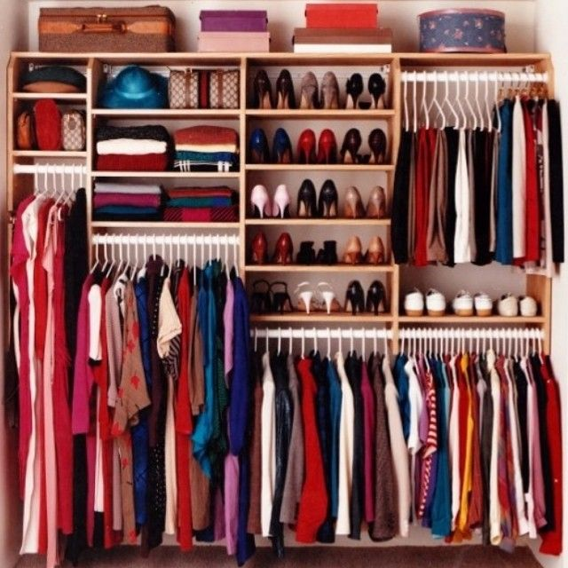 """""""So often our 'default setting' when it comes to shoes is to store them at the bottom of the wardrobe...... But look what happens when we turn our ideas…"""""""