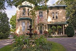 Stewart House Inn in Stratford, Ontario