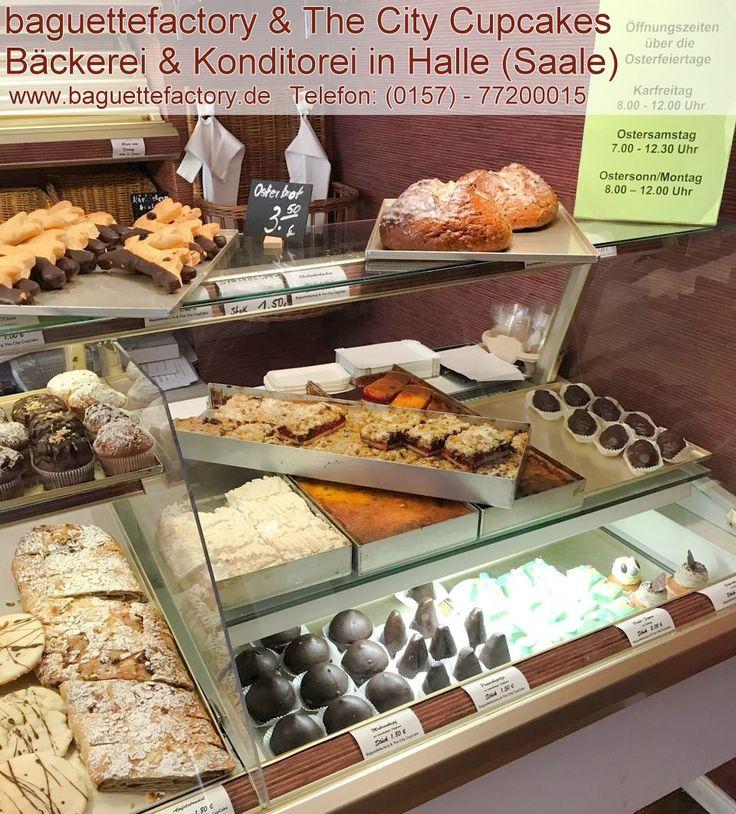 Bäckerei & Konditorei in Halle (Saale) - Sachsen-Anhalt, Backwaren, Lieferdienst, Lieferservice, Stehkaffee, Handwerkbetrieb mit Tradition
