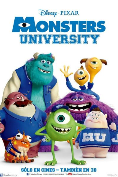 Director: Dan Scanlon Writers: Dan Scanlon (story by), Daniel Gerson Stars: Billy Crystal, John Goodman, Steve Buscemi Genres: Animation, Adventure, Comedy   Monsters University (2013) Online Free Movie Watch: WatchVideo Watch Full Monsters University (2013) Online Free Movie Watch: Vid.ag Watch…Read more →