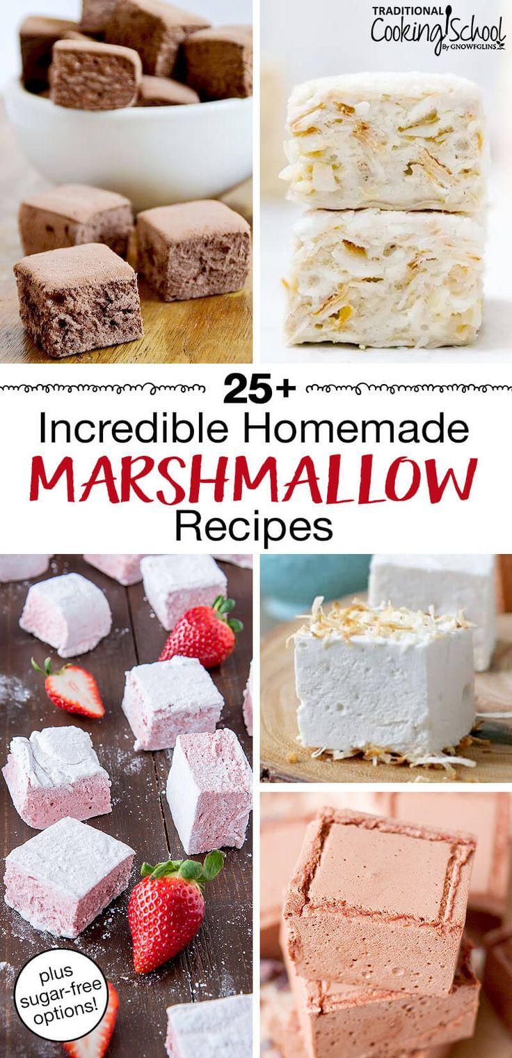 sugar free marshmallows uk
