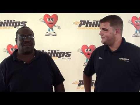 Jerry Boyed Testimonial - Phillips Chevrolet