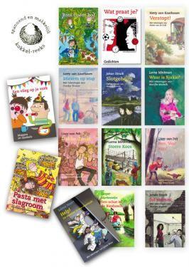 Spannend en makkelijk lezen! De verhalen van de Kokkel-reeks zijn zeer geschikt voor dyslectische kinderen of kinderen met een leesachterstand. Kokkels zijn stoer en spannend, leuk om te zien en niet kinderachtig om te lezen. Vanaf 9 jaar.