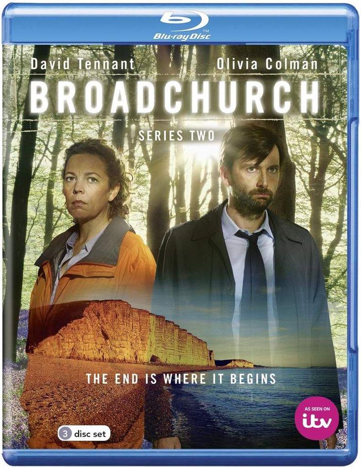 Broadchurch saison 2 en dvd/blu-ray