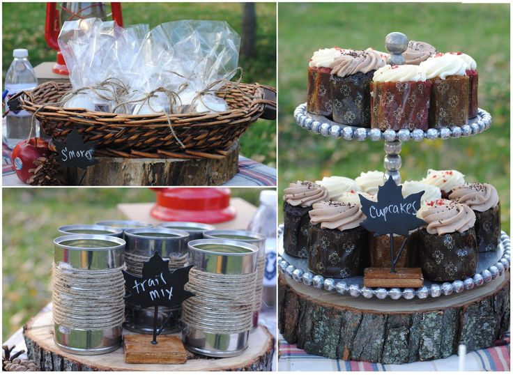 The Bridal Solution TBS Parties Outdoor Bonfire Birthday Party