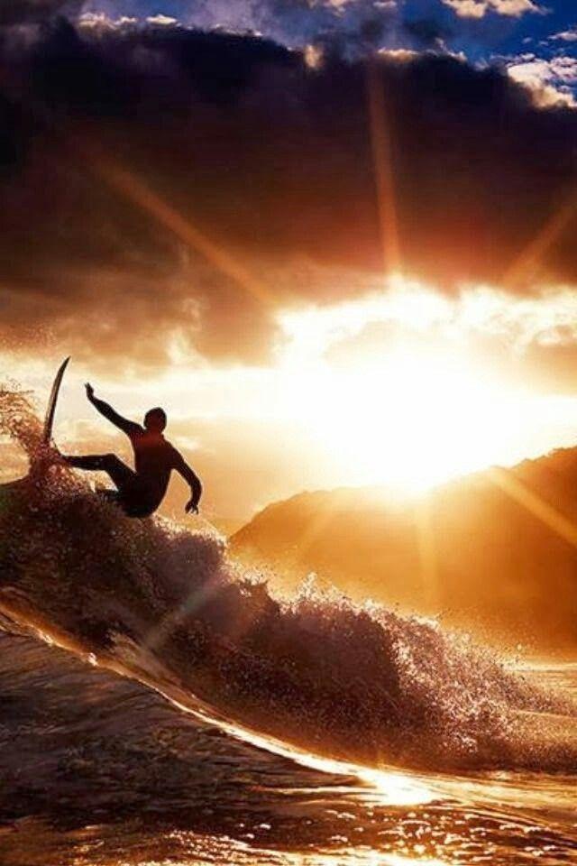 Sunset SurfingVISIT & FOLLOW FOR RED BEAUTY http://egerr8.tumblr.com/ http://www.pinterest.com/egerr8