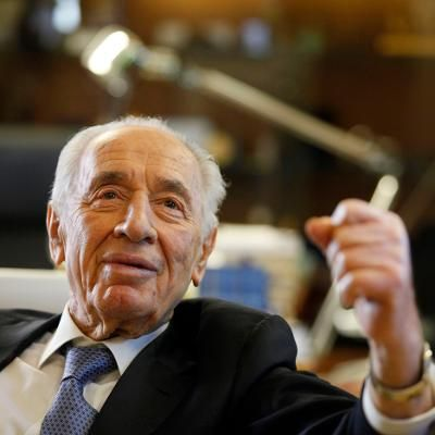 History: How Shimon Peres and Israel Grew Up Together