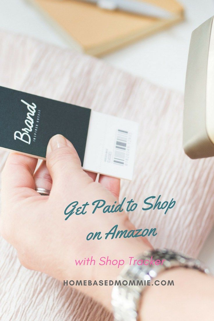 Get Paid To Shop On Amazon With Shop Tracker Get Paid To Shop