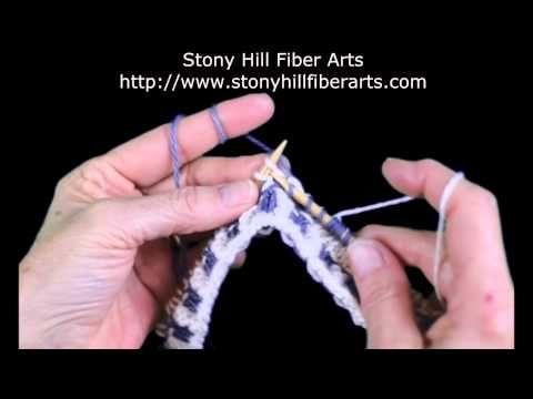 105 best knitting videos images on Pinterest | Knitting videos ...