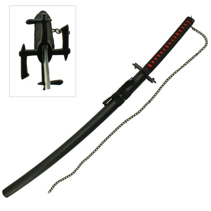 Ichigo Bankai Zanpakuto Bleach Handmade Anime Sword