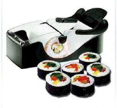 Perfect DIY Roll Sushi Maker Roller Machine Easy Kitchen Gadget Cooking Tools Bento Acessorios De Cozinha Rolls