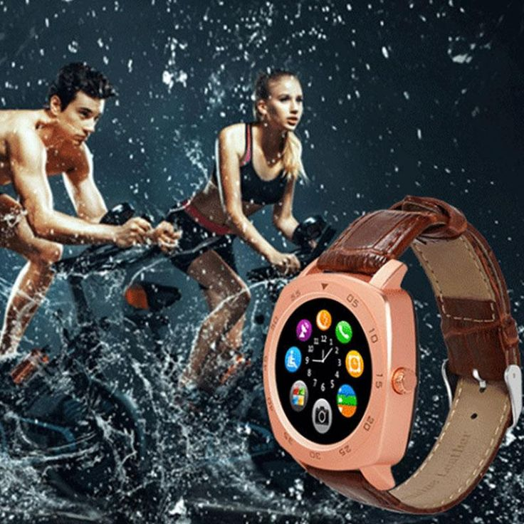 Smart watch 1.22 ''inch runden bildschirm unterstützung sport bluetooth freisprecheinrichtung bt3.0 smartwatch für apple für huawei für iphone //Price: $US $18.79 & FREE Shipping //     #smartwatches