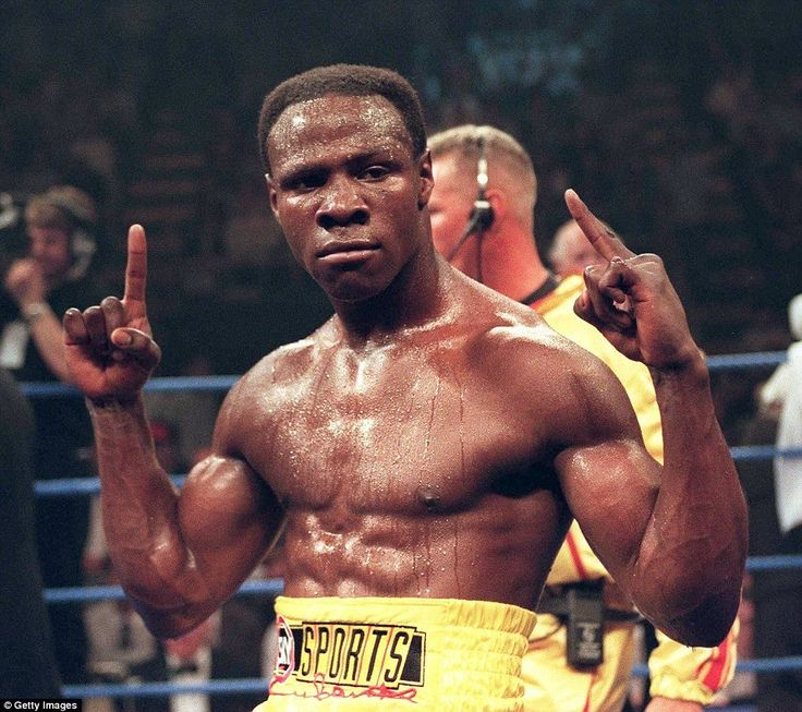 Chris Eubank ~ Simply The Best Documentary