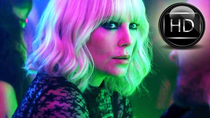 ATOMIC BLONDE - Movie Clip + Trailer 2017 (Charlize Theron, Sofia Boutel...