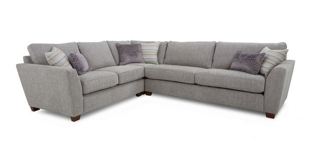 Sophia Right Hand Facing 3 Seater Corner Group  Sophia | DFS Ireland