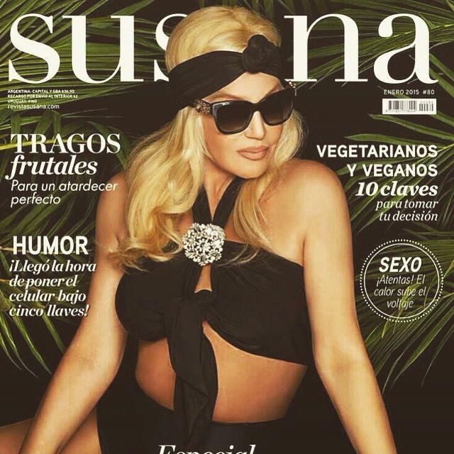 Sittic & Harb Hats. Turbante de seda Tapa de Revista Susana