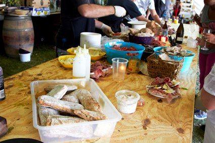Constantia Food & Wine Festival | April | Constantia Uitsig Cricket Oval | Spaanschemat River Road | Constantia