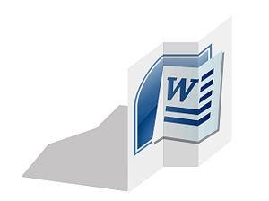 how to make brochure on microsoft word 2007