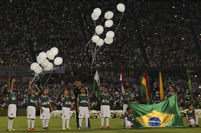 Chapecoense, the Brazilian soccer team devastated by an airline crash, will sign up to 20 players for the new season and are reserving shirt numbers for two of the survivors in the hope they can play again.