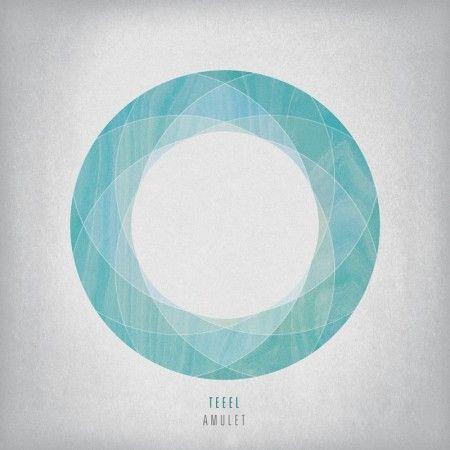 Album artwork for Teeel's debut EP 'Amulet'