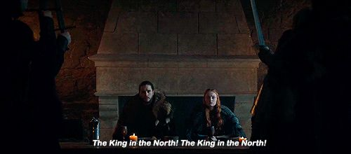 <3 King in the North!