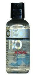 Jo 8 oz Anal Personal Lube H20. JO Anal H2O Personal Water Based Lubricant 8 fl. oz.