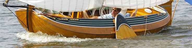 Tjotter - Fjouweracht Hilda - houten schepen