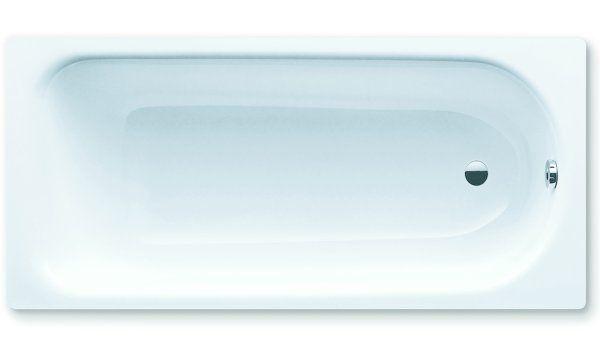 Kaldewei Eurowa Badekar  i 2,3 mm emaljert stålplate. Ben for innbygging er inkludert.  Finnes i 140-150-160-170 cm lengde Pris pr stk. 3.350,-