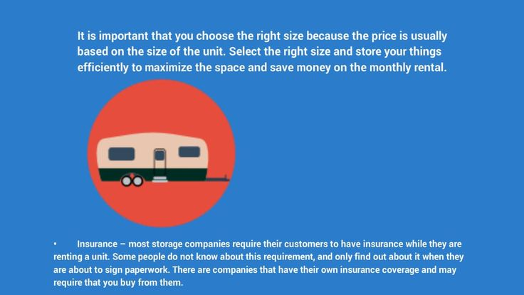 Tips in Looking for an Affordable Self Storage #rv with #atv #storage
