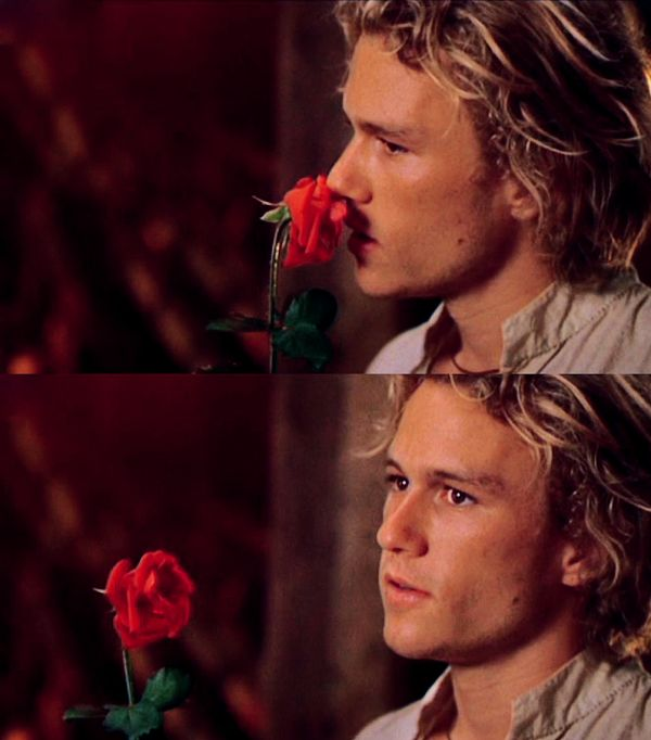 Heath Ledger was my junior high celebrity crush. A Knight's Tale is still one of my most favorite movies