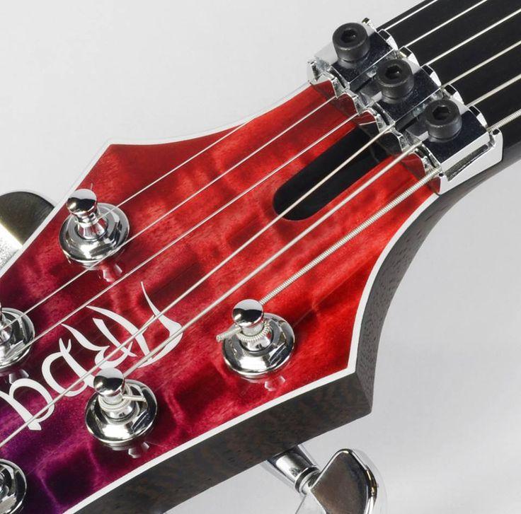 Liuteria Arda Guitars - Chitarra elettrica di liuteria - Handmade guitars