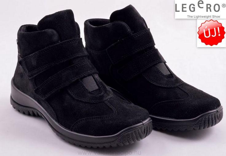 Mai napi Legero női bokacipő ajánlatunk! Ez Legero lábbeli extra könnyű, kimagaslóan rugalmas és minden lépést tökéletesen csillapít :) http://valentinacipo.hu/legero/noi/fekete/bokacipo/147786141 #Legero #Legerowebshop #Valentinacipőboltok