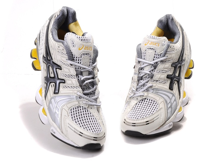 reputable site 2b525 796ff ... I just like this Asics Gel Kinsei 2 Grey Silver White . ...