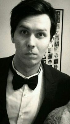 Phil Lester in a tux will be the end of me