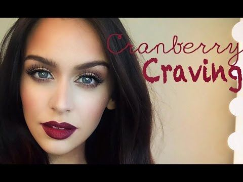 Carli bybel latest color series video featuring ardell wispies