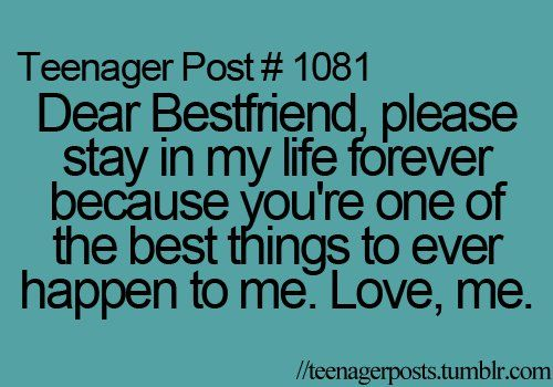 Best Friend Quotes Tumblr | awww, best friend, best ...